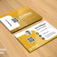 Free Business Card PSD Set