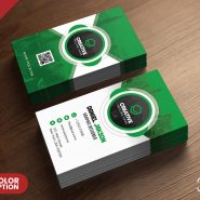 Creative Business Cards Design PSD Bundle