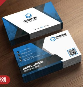 Multipurpose Business Card Design PSD