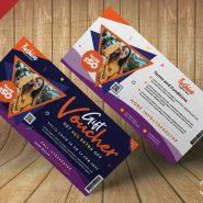 Premium Gift Voucher Design PSD