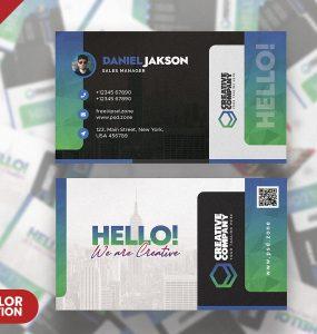 Designer Business Card PSD Templates